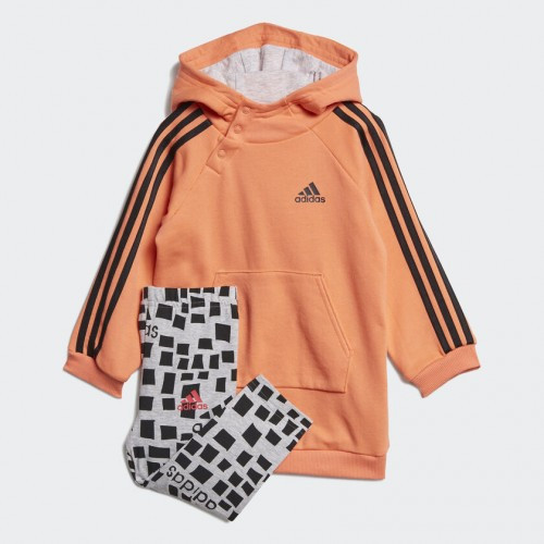 Детский костюм Adidas Performance Hooded Dress ED1154