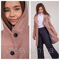 Демисезонное пальто для девочки Marlen Размеры 146- 164 Новинки Осень 2019