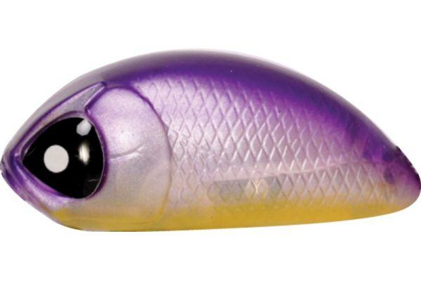 Воблер плавающий Lucky John Pro Series HAIRA TINY LBF 4 g (Plus Foot) (HAT33LBF-405)
