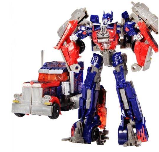 Робот-трансформер H 601/8107 Оптімус Прайм