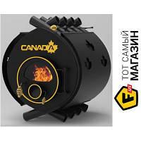 Отопительная печь Canada О2 Classic со стеклом (CK-0220050S)