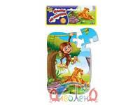 Детские мягкие Пазлы магнитные VT3205-10 Vladi Toys