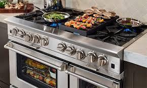 Плити та духовки