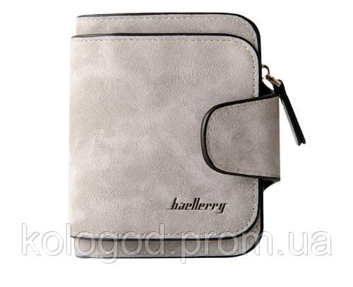 Кошелек Baellerry N2346 GREY Серый