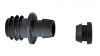 Резинка заглушка отверстий в трубе ПНД от стартеров SL-010.1
