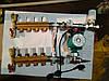 Коллекторный шкаф встраиваемый 760x580х110 , фото 5