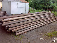 Трубы б/у от 48 мм до 530 мм. металлобаза