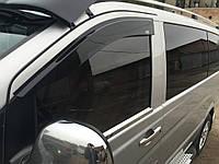 Mercedes Viano 2004-2015 гг. Ветровики (2 шт, Perflex)