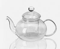 """Чайник """"Пино"""" с фильтром стекло 0,5 л."""