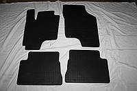 Hyundai Getz Резиновые коврики (4 шт, Stingray Premium)