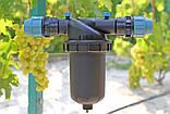 Фильтр Presto-PS дисковый 1,1/4 дюйма для капельного полива (1740-DT-120), фото 3