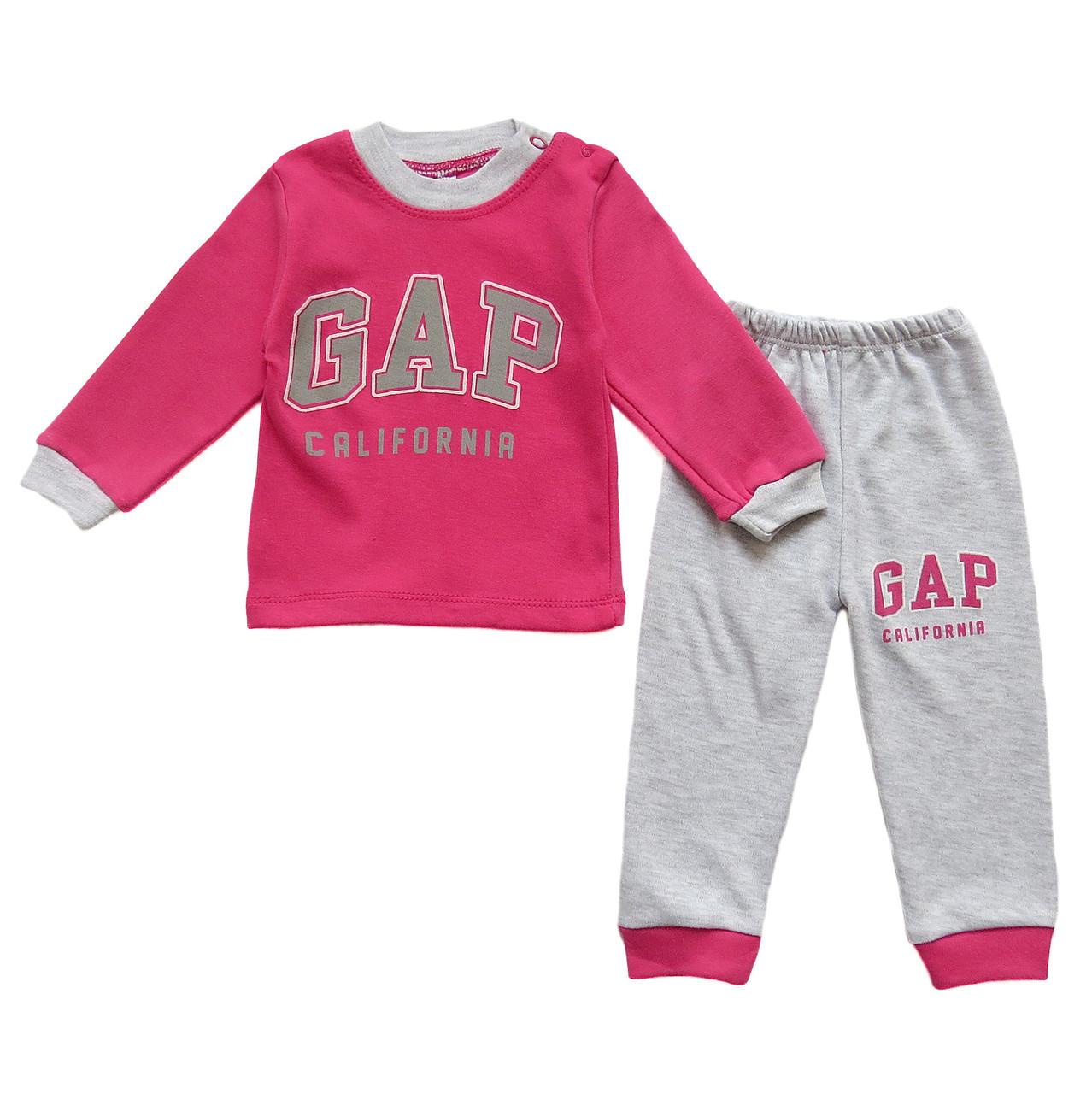 Костюм Gap для девочки. 74, 86 см