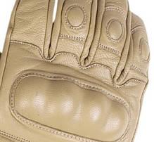 Тактические перчатки кожаные MilTec Coyote 12504105, фото 3