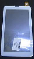 """Сенсорне скло для планшета (тачскрін) 7"""" FM70710KE 30Pin 105*185мм."""