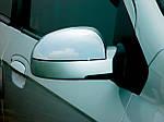 Hyundai Getz Накладки на верхівку дзеркала (2 шт., пласт)