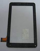 "Touch screen для планшета 7"" (p/n: ZJ-70039E) black 111*186мм. 30 Pin"