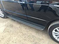 Range Rover III L322 2002-2012 гг. Боковые площадки Оригинальный дизайн