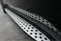 Mercedes GL klass X164 Боковые площадки Оригинальный дизайн