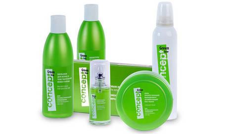 Догляд за волоссям GREEN LINE