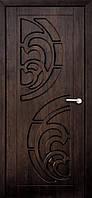 Межкомнатные двери Неман модель Прибой ПГ тик