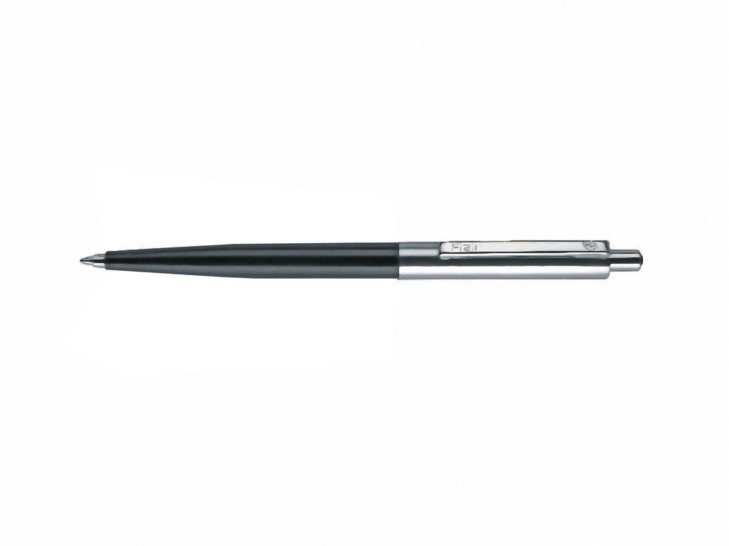 Ручка шариковая черная