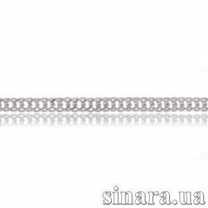Серебряная цепь Рембо 8815