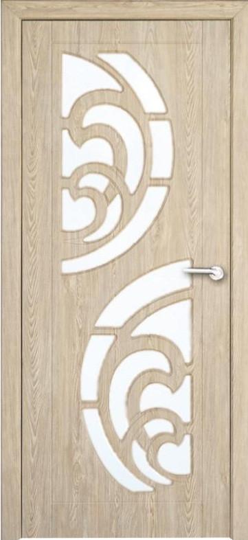 Межкомнатные двери  Неман модель Прибой ПО ель карпатская