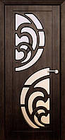 Межкомнатные двери Неман модель Прибой ПО тик