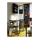 ИКЕА (IKEA) НИССЕ, 301.150.66, Садовый стул, черный - ТОП ПРОДАЖ, фото 8