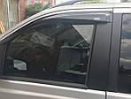 Volkswagen LT 1998↗ рр. Вітровики (2 шт, Niken)