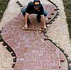 Укладка тротуарной плитки, брусчатки.