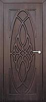 Межкомнатные двери Неман модель Орхидея ПГ тик