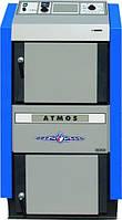 Твердотопливный пиролизный котел Atmos DC 100 (1000 м²)