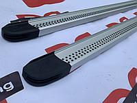 Fiat Ducato 2006↗ и 2014↗ гг. Боковые площадки Maya V2 (2 шт., алюминий) Длинная база
