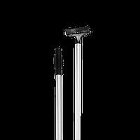 Скребок металлический для пола VDM 34120, 120 см