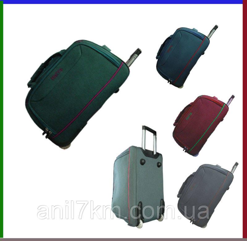 Малая сумка на силиконовых колёсах HaiYa (витринный вариант)