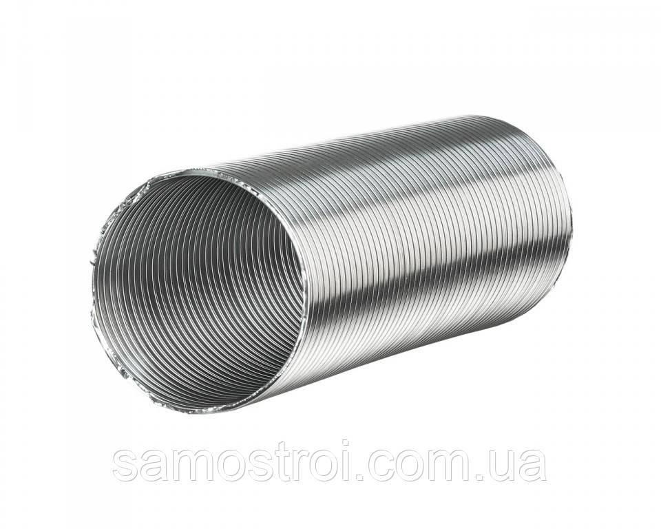 Гофра алюминиевая 100 мм