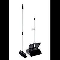 Комплект для уборки совок + веник VDM 4350, 30x80h