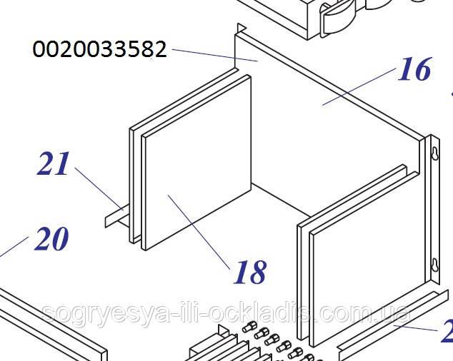 Ізоляція 310x215 Тигр v10,11