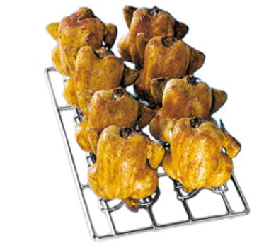 Решетка Superspike для цыплят-гриль Н8-1/1 Rational