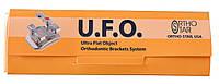"""Брекеты метал. UFO mini на верхнюю челюсть 022"""" 10шт."""