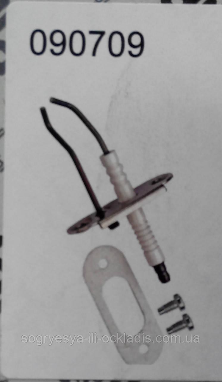 Електрод розпалу та контролю