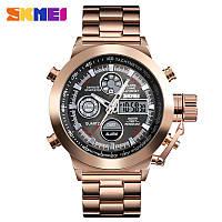 Часы наручные SKMEI 1515 GOLD