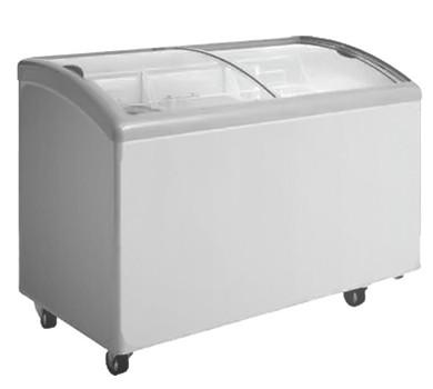 Ларь морозильный Scan SD 400 с гнутым стеклом
