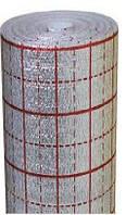 Утеплитель для теплого пола Теплоизол (полотно,1 м, толщина 1,5 мм)