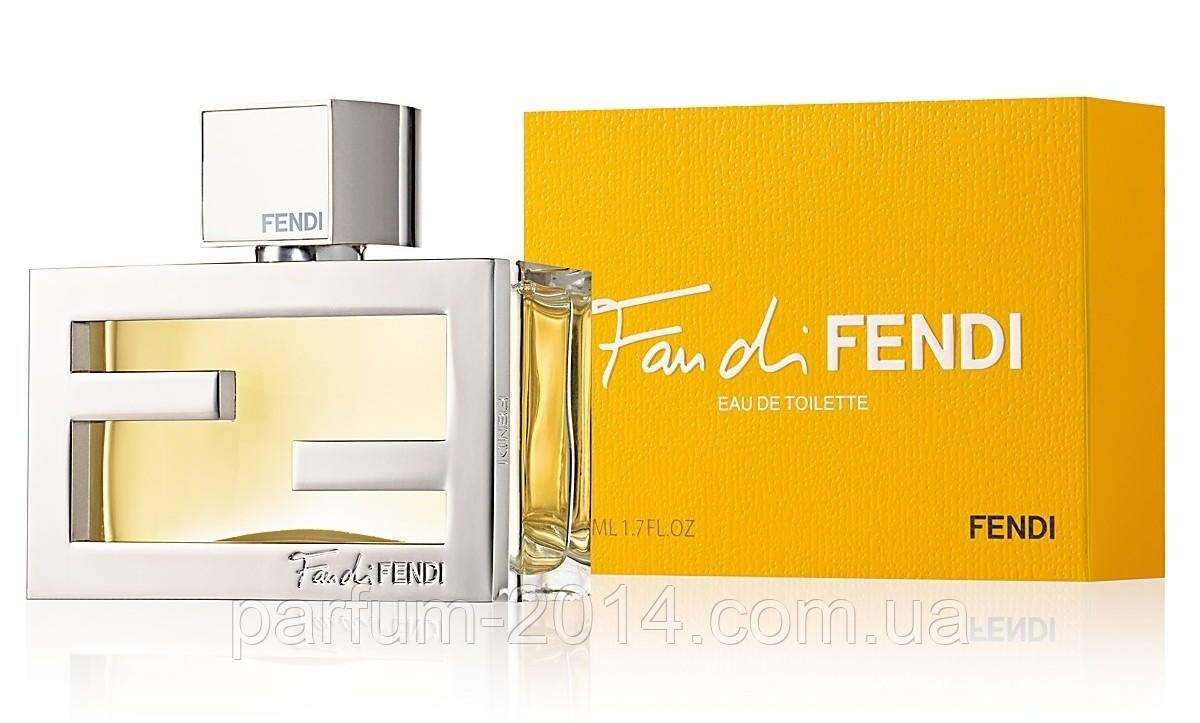 Женская туалетная вода Fendi Fan Di Fendi (реплика)