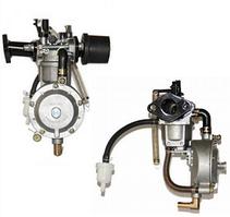 Газовый комплект на мотоциклы (125 до 250 куб.см)