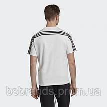 Мужская футболка adidas MUST HAVES 3-STRIPES (АРТИКУЛ: DX7656), фото 3