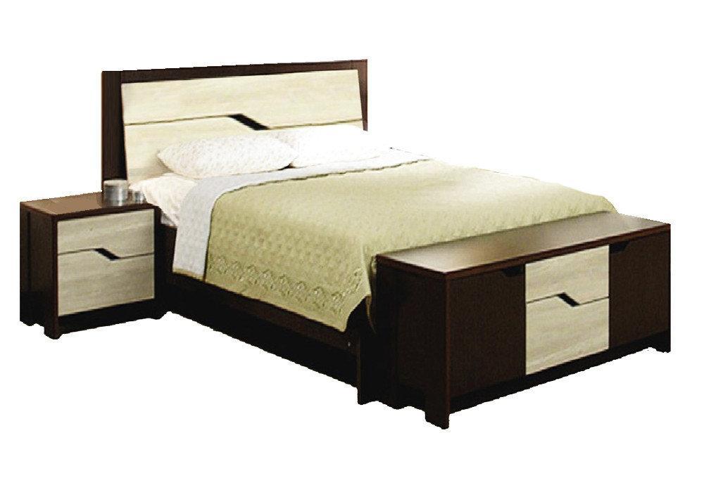 Кровать 140 Доминика без каркаса Мастер Форм