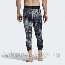 Мужские леггинсы adidas PARLEY ALPHASKIN 3/4 (АРТИКУЛ: EJ8087), фото 3